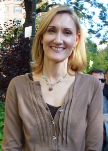 Lead plaintiff Amy Roberts in Stuyvesant Town in 2009Photo by Sabina Mollot