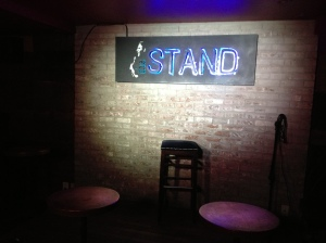 The Stand's downstairs comedy club