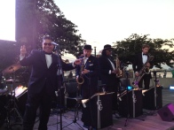 The George G. Orchestra (Photo by Sabina Mollot)