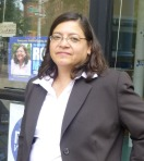 City Councilwoman Rosie Mendez