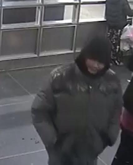 One of the robbery suspects