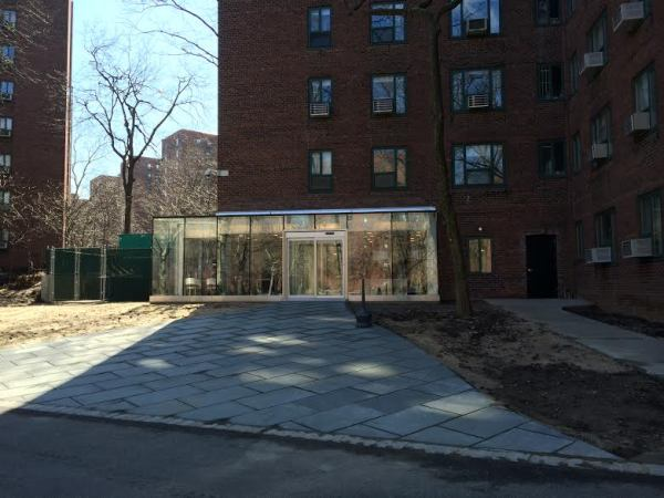 The new Public Safety office at 2 Stuyvesant Oval (Photo by Sabina Mollot)