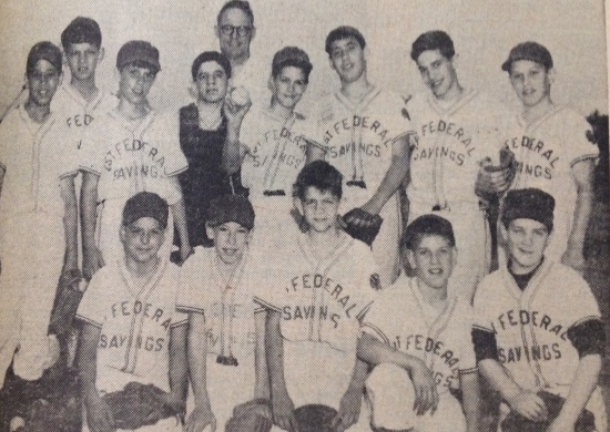 1964 Little League champs