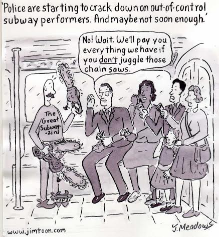 July10 Toon subway busker