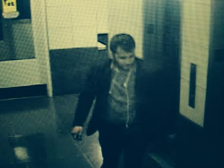 Stuy Town groping suspect in surveillance photo