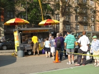 The Halal Guys at National Night Out