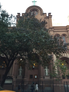 Our Lady of the Scapular-St. Stephen Church on East 28th Street (Photo by Sabina Mollot)
