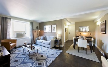 Photo of new studio apartment (Photo from pcvstliving.com)