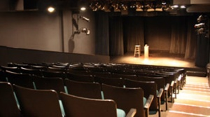 The Irish Repertory Theatre, temporarily putting on plays at the Daryl Roth Theatre, offers gift certificates for shows. (Photo courtesy of Irish Repertory Theatre)