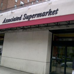 Associated supermarket (Photo via Foursquare)