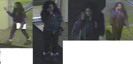 Police are hoping to speak with this woman.