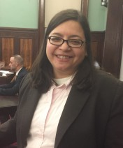 Councilmember Rose Mendez (Photo by Sabina Mollot)