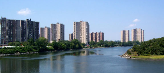 Co-op City as seen from the east (Photo via Wikipedia)