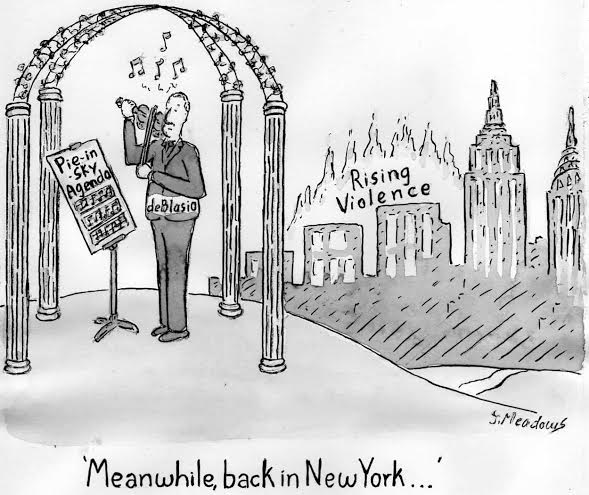 Cartoon by Jim Meadows