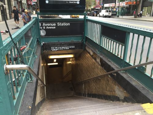East 14th Street and Third Avenue subway (Photo by Sabina Mollot)