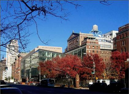 Bellevue Hospital Center (Photo courtesy of HHC)