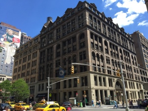The United Charities building at Park Avenue South and 22nd Street that housed Community Service Society, Children's Aid Society and New York City Mission Society (Photo by Maria Rocha-Buschel)