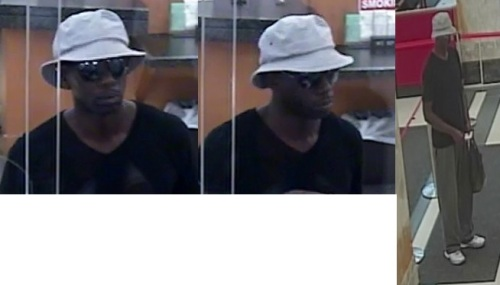 HSBC and Apple Bank robbery suspect