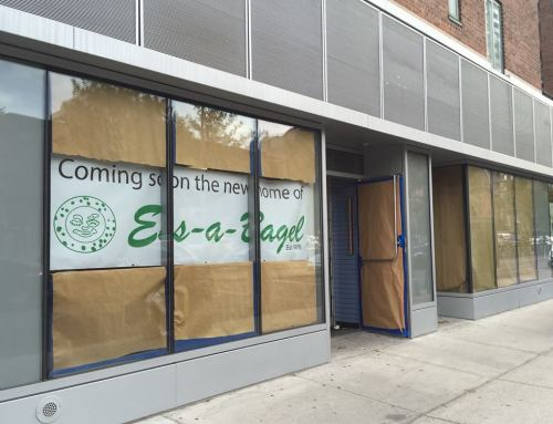 Ess-a-Bagel is coming to Stuyvesant Town. (Photo by Muriel Frost)