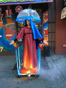Carolina Mayorga as Our Lady of 14th Street