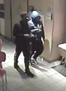 Robbery suspects (via NYPD)