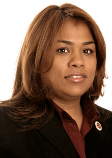 Council Member Annabel Palma, prime sponsor of the SBJSA City Council photo)