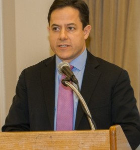 Council Member Dan Garodnick (Photo courtesy of B'Nai B'rith)