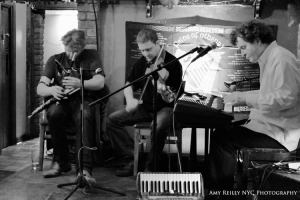 Irish Seisiun will be one of three Irish music acts to play on St. Patrick's Day at Paddy Reilly's. (Photo by Amy Reilly NYC Photography)