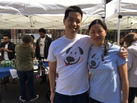 Ien and Jen Chang of Happy Dogs