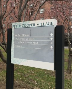 Mar31 Peter Cooper sign