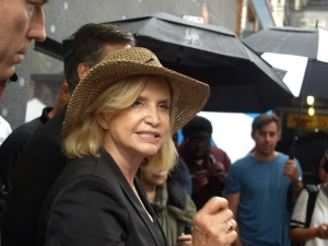 Congress Member Carolyn Maloney