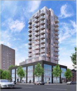 Rendering of 644 East 14th Street