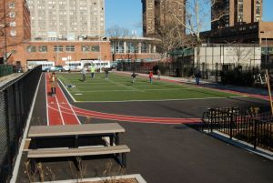 Asser Levy Playground (Photo courtesy of Parks NYC)