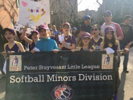 Softball Minors Banner