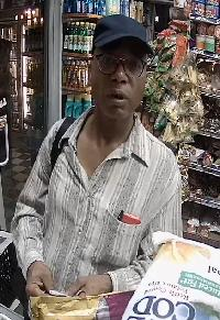 Oct11 Theft suspect