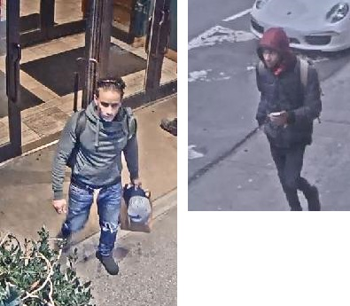 Dec6 Shoe robbery suspects